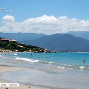 Praia da Pinheira, Palhoça