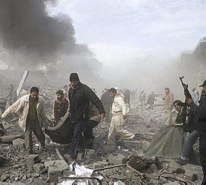 """Guerra entre os """"filhos da esposa"""" (judeus) e os """"filhos da escrava"""" (árabes ismaelitas)."""