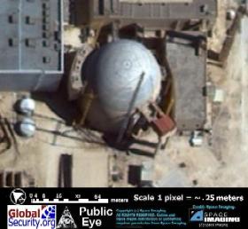 Usina Nuclear no Irã