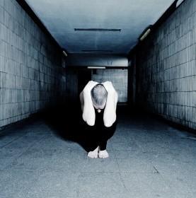 Sofrimento, solidão, sentimentos