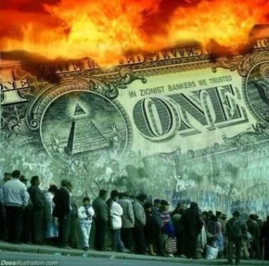 Dinheiro como dívida.