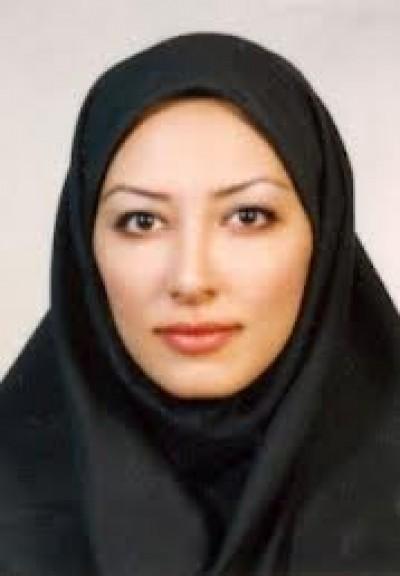 Neda Soltani, mártir dos direitos das mulheres no Irã.
