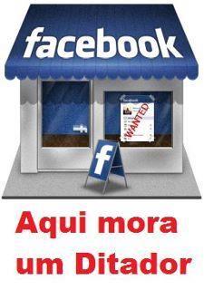 Diga não à Ditadura Facebookiana!
