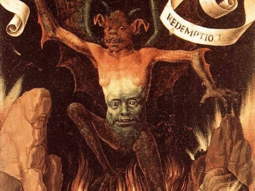 Satanás e algumas anotações daCabala