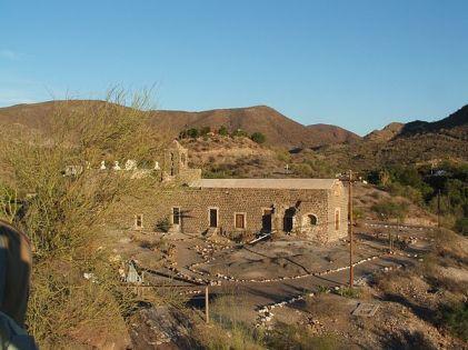 Igreja num deserto