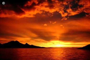 Sol da meia noite 1