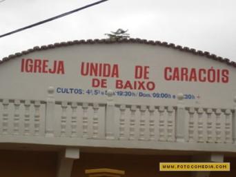 Igreja Unida de Caracóis de Baixo