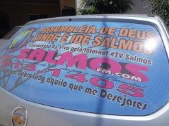 Igreja VINDE E IDE SALMOS (Mas não voltem!)