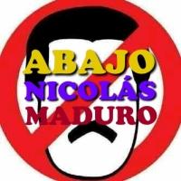 """Campanha """"Abajo Nicolás Maduro"""". Clique e se engaje!"""