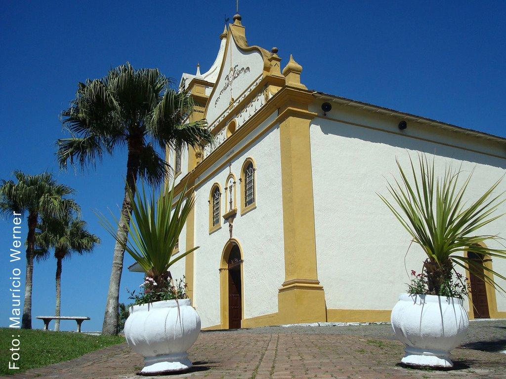 Igreja em Coronel Macedo (SP)