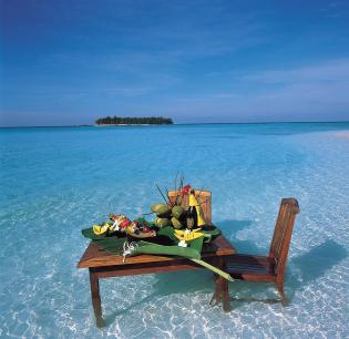 Ilhas Maldivas, Oceano Índico