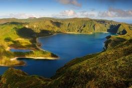 Lagoa de Fogo, Ilha de São Miguel, Açores
