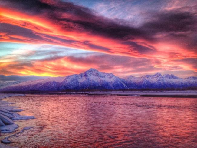 Palmer, Alaska - Foto de Kate Evans Arnold