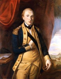 Marquês de Lafayette, militar que participou da Revolução Francesa