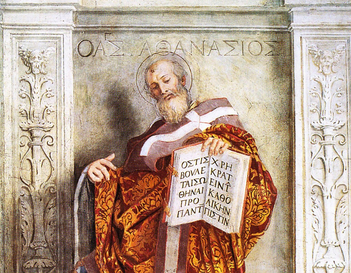 Santo Atanásio bispo