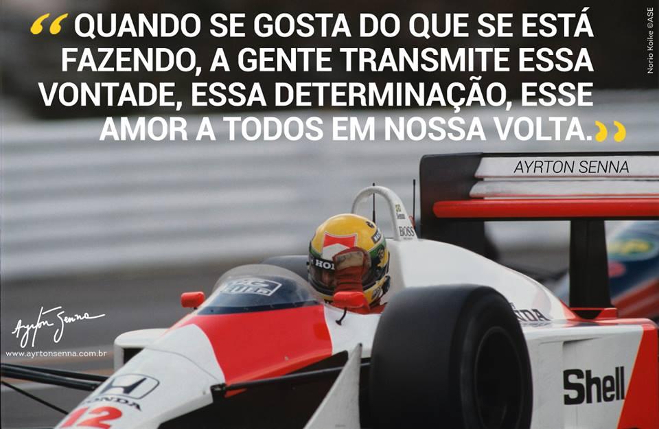 Vinte anos sem Ayrton Senna