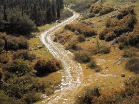 Caminho de Emaús, Israel
