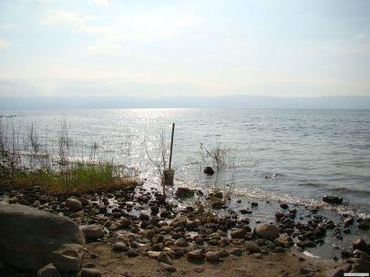 Mar da Galileia, Israel