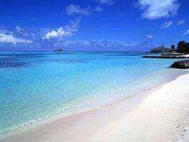 Praia da Ilha de Martinica, Caribe