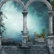 Arte - Arco - Flores - Portal