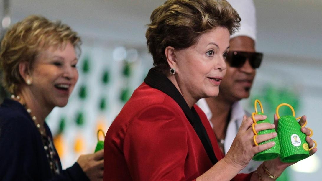 Dilma burra