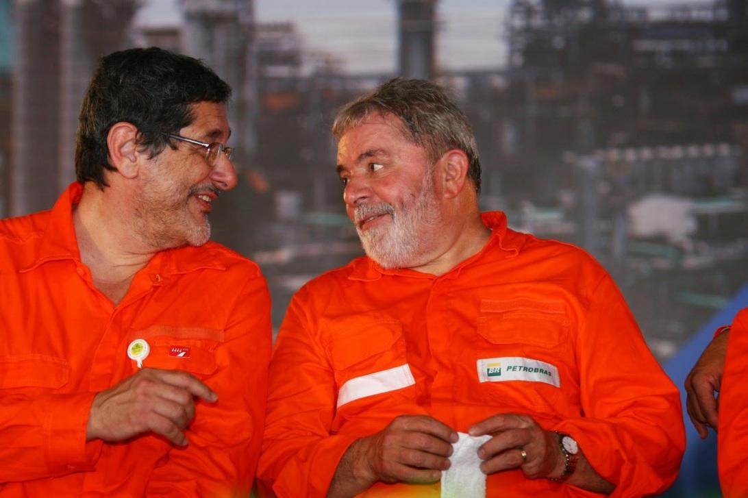 Petrolão e Lula