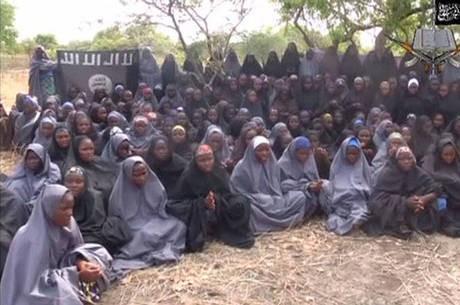 Duzentas meninas sequestradas e escravizadas pelo Boko Haram