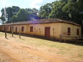 Foto de local onde funcionava uma senzala numa fazenda de café no território atual de São Carlos, SP (Foto - Marcus Lopes)