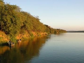 Margens do Rio São Francisco (Ibiaí - MG)