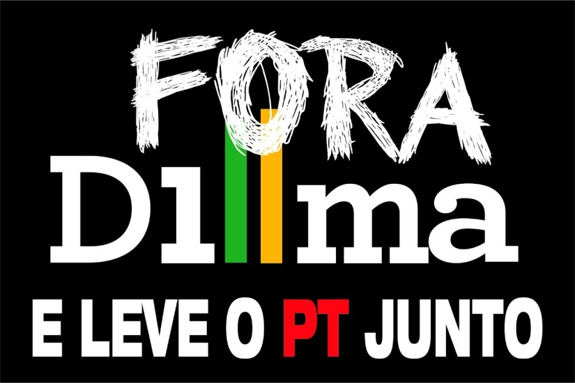 """15 de Março: o """"impeachment"""" de Dilma, apenas, nãobasta!"""
