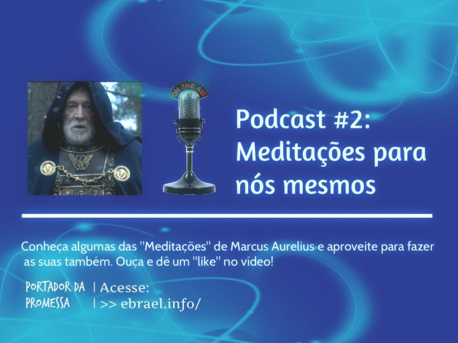 Fundo Podcast 2 Meditações