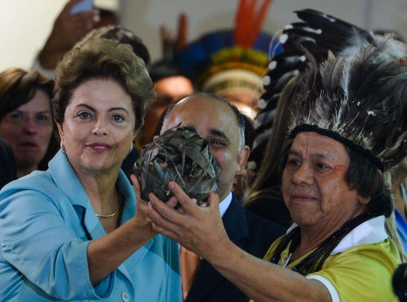 Dilma, a mandioca e seu desequilíbriomental