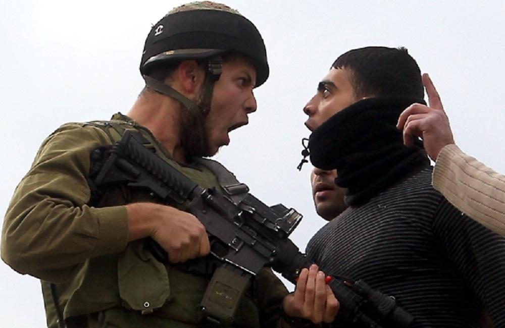 Terrorismo israelense contra palestinos