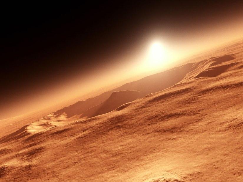 Marte: um Mundo Além daimaginação