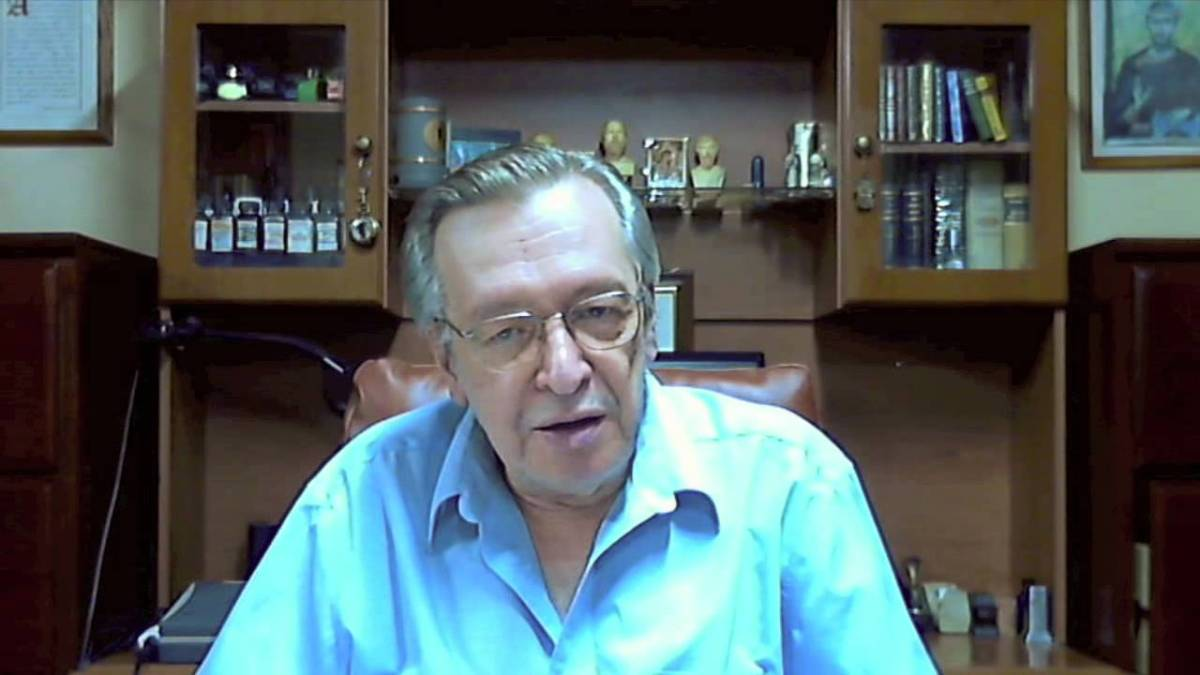 Olavo de Carvalho: fundador de uma seita fanática