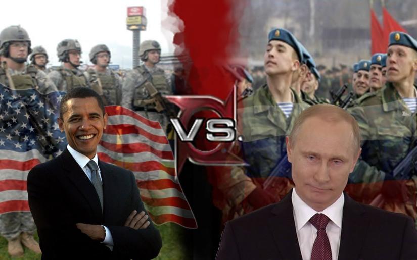 Guerra na Síria, Rússia vs. EUA e Terceira GuerraMundial