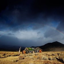 Landscapes_nature_houses_rainbows_1280x800