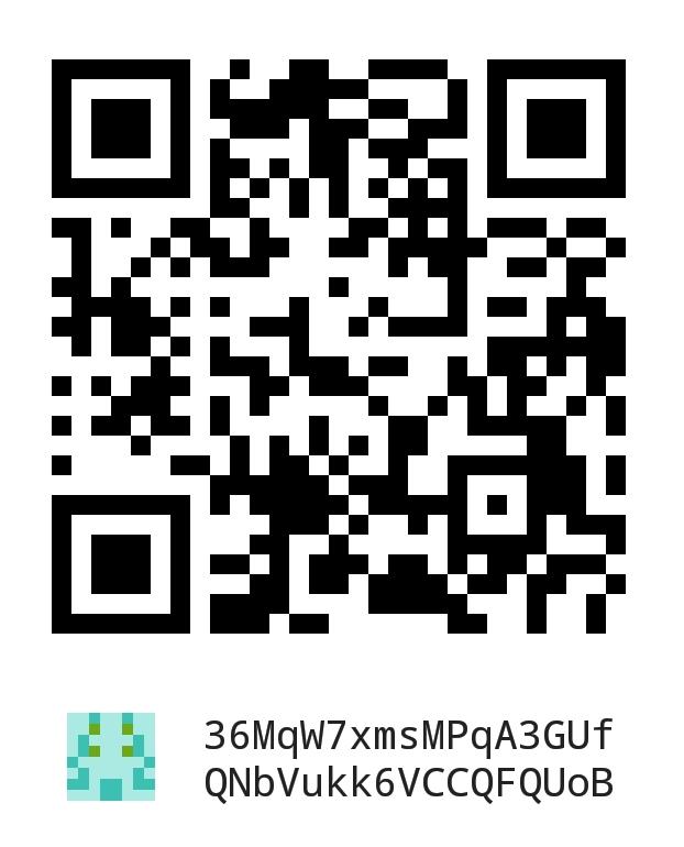 Doe Bitcoins para o Ebrael